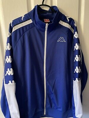 Kappa Jacket - Blue, Large, New Without Tags • 10.99£