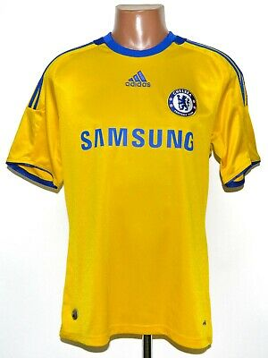 Chelsea 2008/2009 Third Football Shirt Jersey Adidas Size M Adult • 24.99£