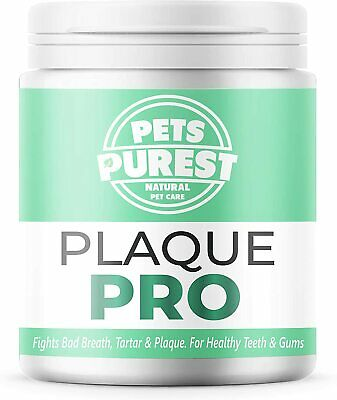 Pets Purest 100% Natural Plaque Off, Remover & Tartar For 180g  • 16.49£