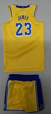 $32.50 • Buy Enterbay Body 1/6 Figure Can Fit - Lebron James Jerseys (Lakers)