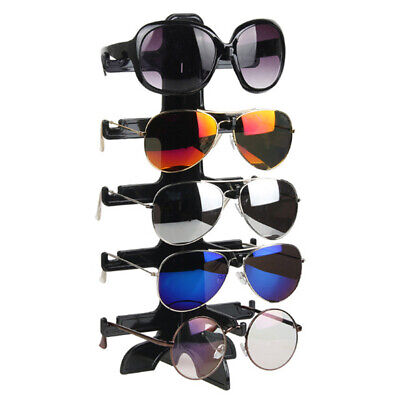 AU12.66 • Buy 5 Layers Glasses Eyeglasses Sunglasses Show Stand Holder Frame Display Rack ^Z9