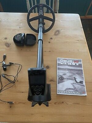 XP Deus Metal Detector With Remote  - New Unwanted Gift • 900£