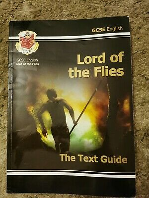 GCSE English Text Guide - Lord Of The Flies By CGP Books (Paperback, 2007) • 0.99£
