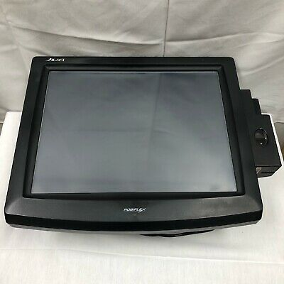 Epos 5 Till System For Restaurant/ Bar - Job Lot With Touch Screens & Printers • 250£