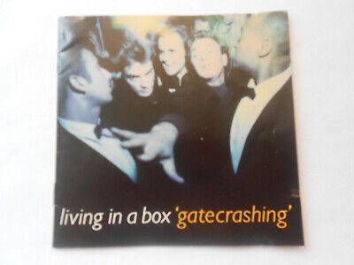 Living In A Box - Gatecrahing (1989) • 0.49£