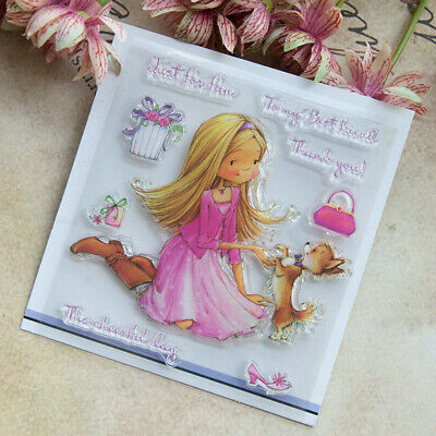 Paper Craft Scrapbooking And Card Making Clear Stamps Scrapbooking • 3.59£