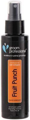 GROOM PROFESSIONAL Fruit Punch Pet Cologne Spray (100ml) • 6.10£