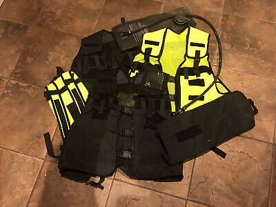 Remploy Ex Police CBRN Tac Vest X3  Used Condition. • 35£