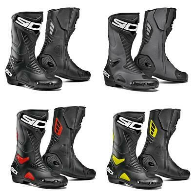 £164.99 • Buy Sidi Performer CE Motorcycle Boots Racing Motorbike Sports Race Track Boot