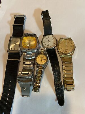 Joblot Watches Spares Or Repair • 15£