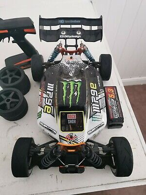 Hobao Hyper 1/8th Scale Rc Buggy • 150£