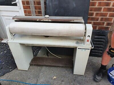View Details Ironing Machine - Rotary Ironer Used.collect Only Sheffield S9 • 600.00£