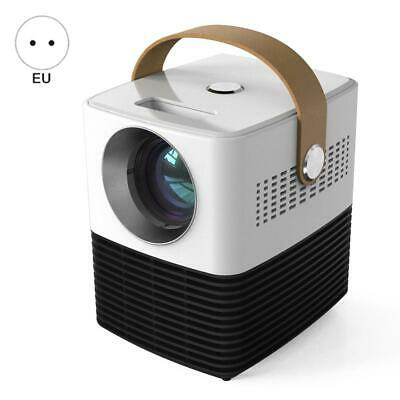 L7 Smart Mini Home Projector HD Portable Durable Projector W/ HDTV IPHONE Cables • 107.30£