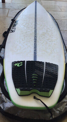 """AU650 • Buy As New JS Industries Monsta Box HiFi 6'8"""" With Bag And Grip"""
