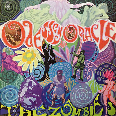 AU39.99 • Buy THE ZOMBIES - ODESSEY ORACLE - LP VINYL NEW ALBUM - Care Of Cell 44