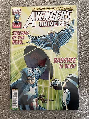MarvelNow! Earth's Mightiest Heroes Avengers Universe Banshee Is Back • 2.99£