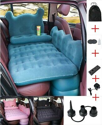 AU135.01 • Buy Inflatable SUV Car Travel Air Auto Bed Accessories Interior Outdoor Camping Tool