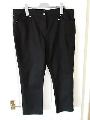 Simply Be   -  Ladies  Xl Straight  Legged   Jeans ( Simply Be - Size 22 )  • 4.99£
