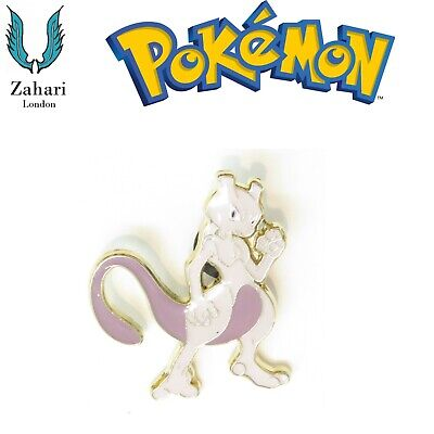 £4.99 • Buy Pokemon Shining Legends Mewtwo Official Pin Badge!