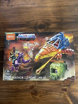 $25 • Buy Mega Construx He-Man Masters Of The Universe Panthor At Point Dread Brand New