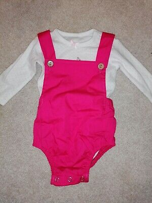 Baby Girl Outfit Easter Romper 0-3 Months • 2.84£