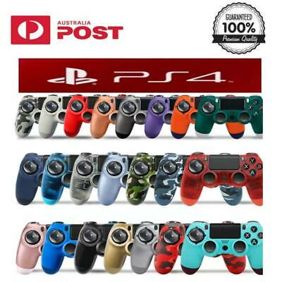 AU54.99 • Buy Wireless Controller For Sony PlayStation 4 PS4 DualShock Refurbished SYD Stock