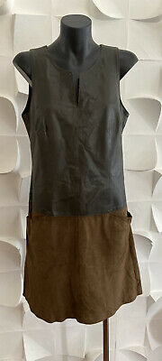 AU80 • Buy Massimo Dutti Leather Dress Size 10