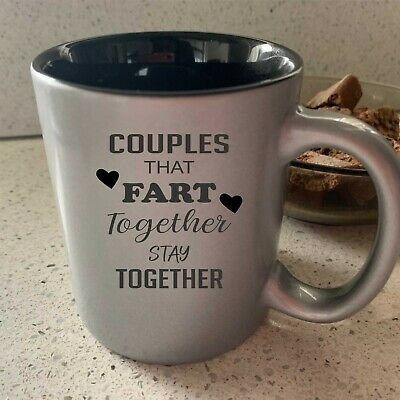 AU15.95 • Buy Personalised Valentine's Day Engraved Coffee Mug Tea Mug - Gift For Him Or Her