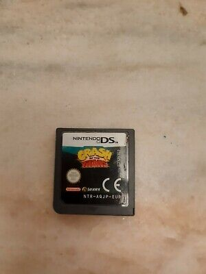 AU10 • Buy Nintendo Ds Video Game Crash Of The Titans - Cartridge Only