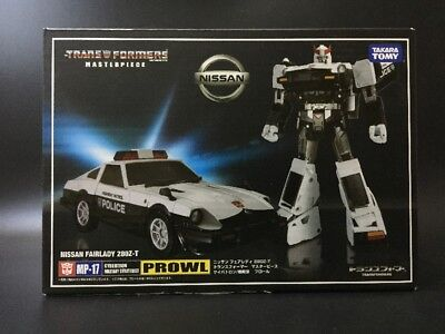 Transformers Masterpiece Mp-17 Prowl Nissan Fairlady 280z-t Boxed  Toy • 27.99£