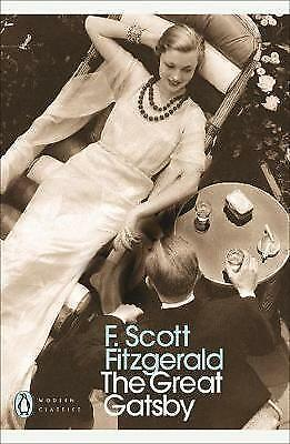 The Great Gatsby By F. Scott Fitzgerald (Paperback, 2000) • 0.99£