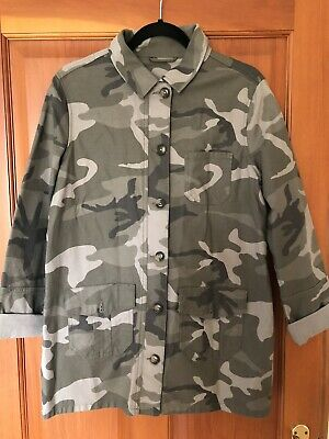 M&S Limited Collection Shacket Size 10 • 6£