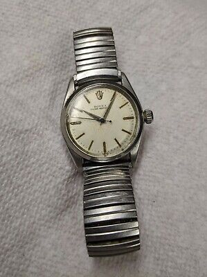$ CDN838.60 • Buy Vintage Rolex Oyster Perpetual Mens Watch
