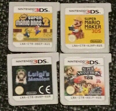 AU20 • Buy Nintendo 3Ds Game Cards ,like New Condition