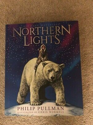 His Dark Materials Northern Lights Illustrated Edition Hardback Philip Pullman • 14.99£