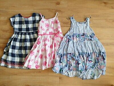 Girls Dress Bundle Age 3-4 Years.  Next Marks And Spencer  • 3.20£