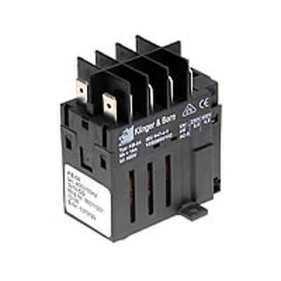 £17.13 • Buy Contactor K & B KB-04, UC 230V, 3S+1Ö, 731, Device Protection, Motor, Protective