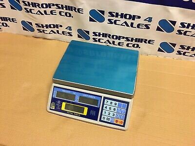 Retail Scale Shop Scale Butchers Scale Sweet Scale Deli Scale Excell Fd 110 New • 165£