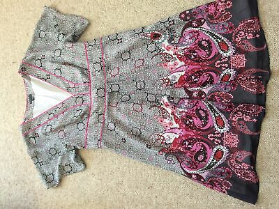 M&S Limited Collection Dress Size 16 • 7£