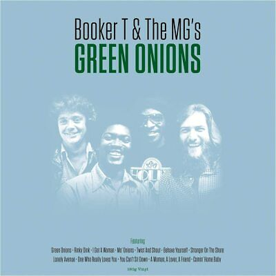 £15.99 • Buy Booker T & The MG's  Green Onions  NEW & SEALED 180g 33RPM Vinyl LP (CATLP183)