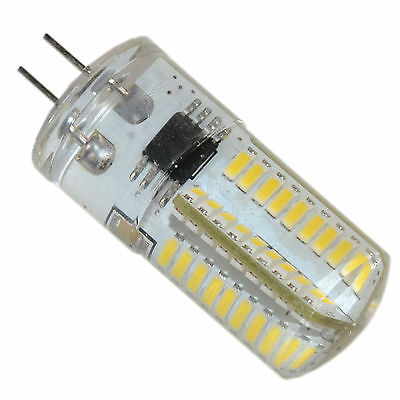 AU20.20 • Buy G4 Bi-Pin 72 LED Light Bulb SMD 3014 110V 3W Not Dimmable Cool White (1,2 Or 4x)