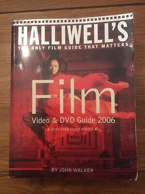Halliwell's Film Guide 2006 • 2£