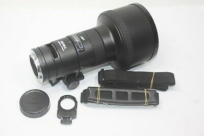 AU580.08 • Buy Sigma 300mm APO F/2.8 AF Lens For Minolta And Sony A Mount