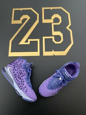 $79.99 • Buy 1/6 OFFICIAL ENTERBAY Real Masterpiece NBA LAKERS LeBron James PURPLE SHOES ONLY