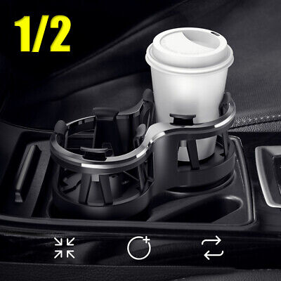 AU21.10 • Buy Car Accessories Seat Cup 2 Holder Drink Beverage Coffee Bottle Mount Universal
