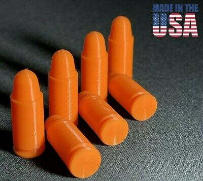 AU14.04 • Buy 9mm Dummy Rounds, Snap Caps -- Firearms Dry Fire Ammo For Training **Made In USA
