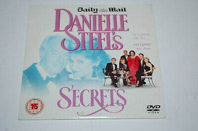 Danielle Steel's Secrets  - Daily Mail Promo DVD  • 1.29£