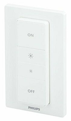 AU32.28 • Buy Philips Hue Smart Dimmer Switch & Remote Smart Home For Philips Hue Smart Bulbs