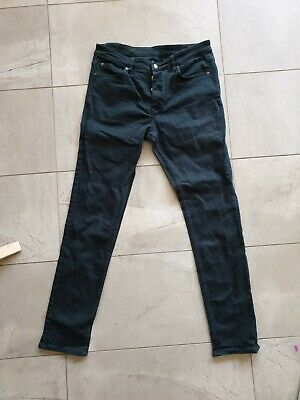 AU130 • Buy Ksubi Jeans Chitch 32 Green Grey Black Forrest Grey Skinny Slim Pants