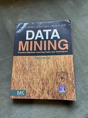 $3.99 • Buy Data Mining: Practical Machine Learning Tools & Techn... By Mark A. Hall,Geoffre